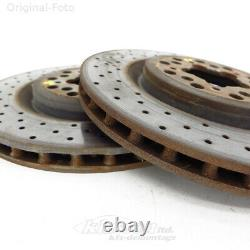 Break discs front 27mm Ferrari 360 182606 70000935 Brake pads