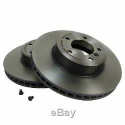 Brembo Bremsscheiben Vorderachse front brake discs 324x30mm BMW 5er e60 e61