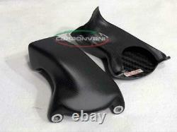 CARBONVANI Ducati Streetfighter V4 Carbon Front Brake Cooler System CV