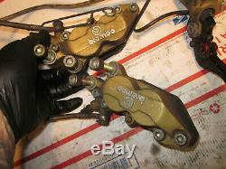 Ducati 900ss complete front brake system