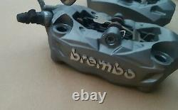 Ducati Panigale 899 1199 Brembo Brake calipers front system hose pads