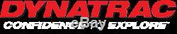 Dynatrac ProGrip Brake System for 2007-2018 Jeep Wrangler JK JKU JK44-2X1125-A