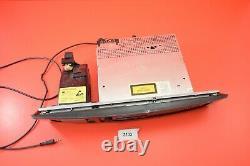 F4 02-05 BMW 750i 760i 745i E65 E66 CD AUDIO SYSTEM CONTROLLER AM FM 6988968