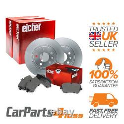 Fits Suzuki Jimny FJ Eicher Front Brake Kit 2x Disc 1x Pad Set Sumitomo System