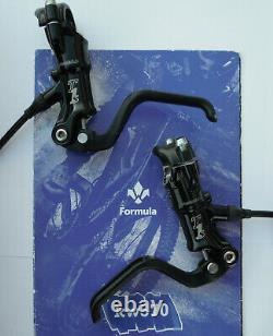 Formula System Set T1S Glossy Black Front And Post Used