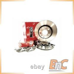 Front Brake Discs And Pads Set For Hyundai Kia Oem 517122w700 Genuine Trw Hd