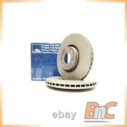 Front Brake Discs And Pads Set Opel Vauxhall OEM 5 69 061 569061 Ate HD