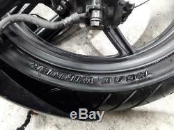 Front Forks, Wheel, Brake System, Mudguard Honda Cbr 125 R-f 2016 11325025