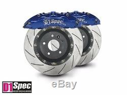 Front RS Anodize BLUE Forged Big Brake 6pots Caliper 355mm 2PCS Disc for E92 E93