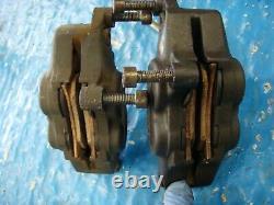 GILERA NORDWEST 600cc FRONT BRAKE SYSTEM (COMPLETE) 1993