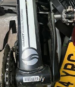 Giant XTC 29 hardtail mountain bike 29er (M) (not advanced). Hope Brake System