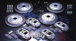 HKS Brake System ACCORD EURO R CL7 K20A Chibi 6 Front Only EC5XCL7 HKS