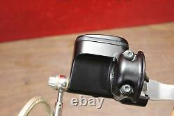 Harley Dyna Wide Glide Fxdwg 9/16 Front Brake System Master Cylinder with Caliper