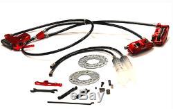 Integy Hydraulic Front Brake System for HPI Baja 5B, 5T & 5SC