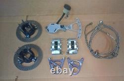 Itaka Sodi Kart KF Front Brake System COMPLETE CIK-FIA 39/FR/11 #2