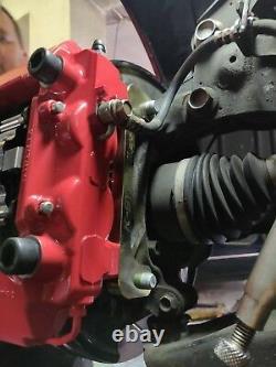 K-SYSTEM. Pro MAZDA 6 GJ/GL 2012+ BREMBO 4-POT 324x30 BIG BRAKE KIT