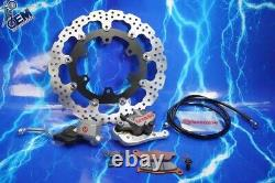 KTM 320 Brembo Front Brake Caliper Factory Racing Upgrade Complete System