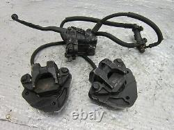 Kawasaki Gt750 Front Brake System Calipers & Cylinder Etc Free Post Gt 750 P