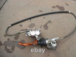 Ktm Sx 65 Front Braking System Complete / Master Ktm 65sx Fit 01 / 08 Bikes