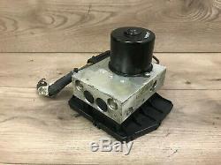 Mercedes Benz Oem W203 C240 C230 C320 Abs Brake Pump System Anti Lock 98-05 #5