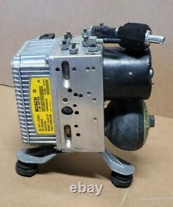 Mercedes Oem E320 E350 E500 Abs Brake Pump System Hydraulic Sbc Anti Lock