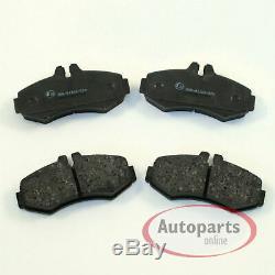 Mercedes Vito 638 Bremsscheiben Bremsen Klötze Handbremse Satz vorne hinten