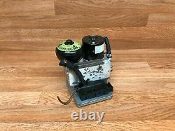 Mercedes W211 R230 Abs Brake Pump System Hydraulic Sbc Anti Lock Oem (03 09)