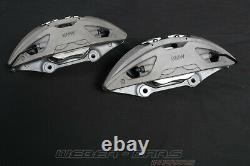 New BMW 7er G11 G12 750d X Brake Caliper Pads L+R For 374X36 BRAKING System