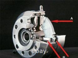 New Custom 360 Brake System