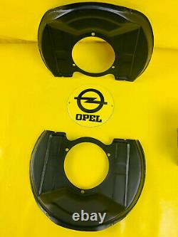 New Set Lamination Front Opel Ascona C Calibra Corsa A Heat Plate Brake Disc