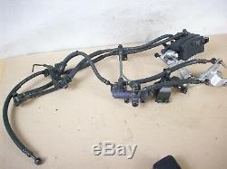 Nissin Bremsanlage vorne / Brake system front Honda CBR 1000 F SC24 Dual