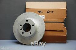 ORIGINAL BMW Bremsscheiben brake disc discs X1 E84 000