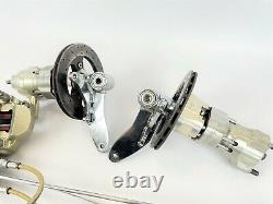 OTK Tony Kart BSD / BSS KZ Gearbox Complete Front & Rear Brake System Kit