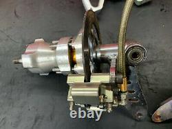 OTK Tony Kart complete Front Brake System Rotax TKM X30 Alonso Kosmic