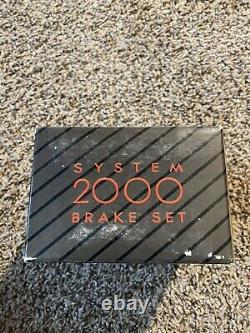 Odyssey BMX Brakes 1985 GT Hutch Performer System 2000 Vintage NOS Green
