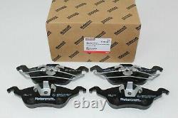 Original Brake Discs + Brake Pads Ford Focus MK1 1808479+ 1763301