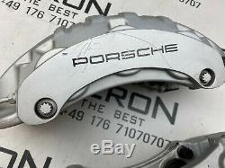 Porsche Cayenne Brake Calipers Brake System Front 7PP615123