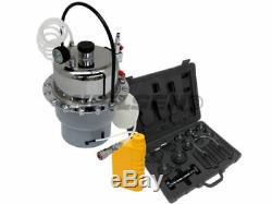 Portable Pneumatic Pressure Air Car Brake Clutch Bleeder System Kit Ct3414
