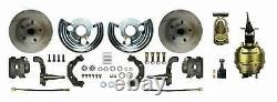 RIGHT STUFF Mopar Front 1 Piston Power Disc Conversion Brake System P/N MDC62DC
