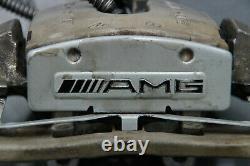 Rear Brake Right Mercedes AMG Brake Caliper C216 Brake System W221 S63 W216 CL