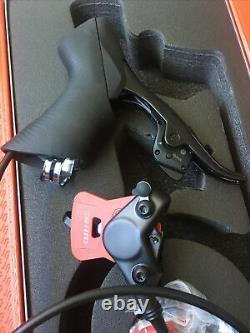 SRAM FORCE ETAP LEFT AXS HRD SHIFT-BRAKE SYSTEM ED-FRC-D1 12spd Gravel Road Bike