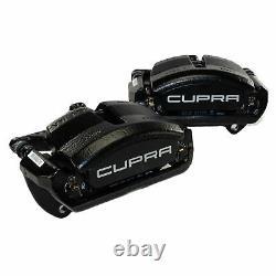 Seat Leon MK3 Cupra 5F pair brake calipers front 340mm performance brakes NEW