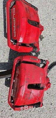 Seat Leon Mk3 5f Cupra Performance Brake Calipers Front 340mm Brake System