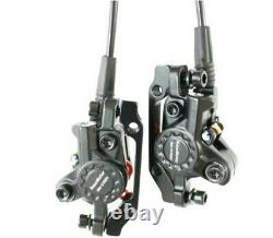 Stealth Bomber Dual Front Braking System With Rear Matching Pair RM-D700Y UK
