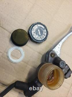Suzuki GS1000e GS1000 1978 Front Brake System Calipers Master Cylinder Mount