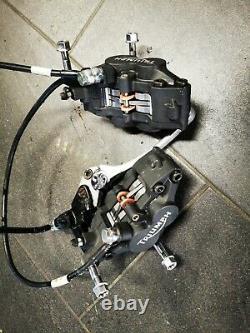 TRIUMPH SPRINT DAYTONA ST 955I Front brake system