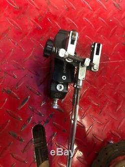 Top Quality 2017/18 TB K Kart Front Floating Vented Brake System MS CRG Tonykart