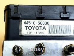 Toyota Camry Nissan Altima Hybrid Abs Brake Pump System Hydraulic Anti Lock Oem