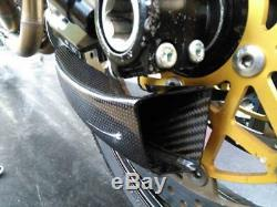 YAMAHA YZF R1 (07-16) GP Ducts Front Brake Cooling System by CNC RACING