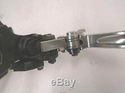 Yamaha Yzf750r Front Brake System Calipers Braided Hoses Master Lever Yzf750